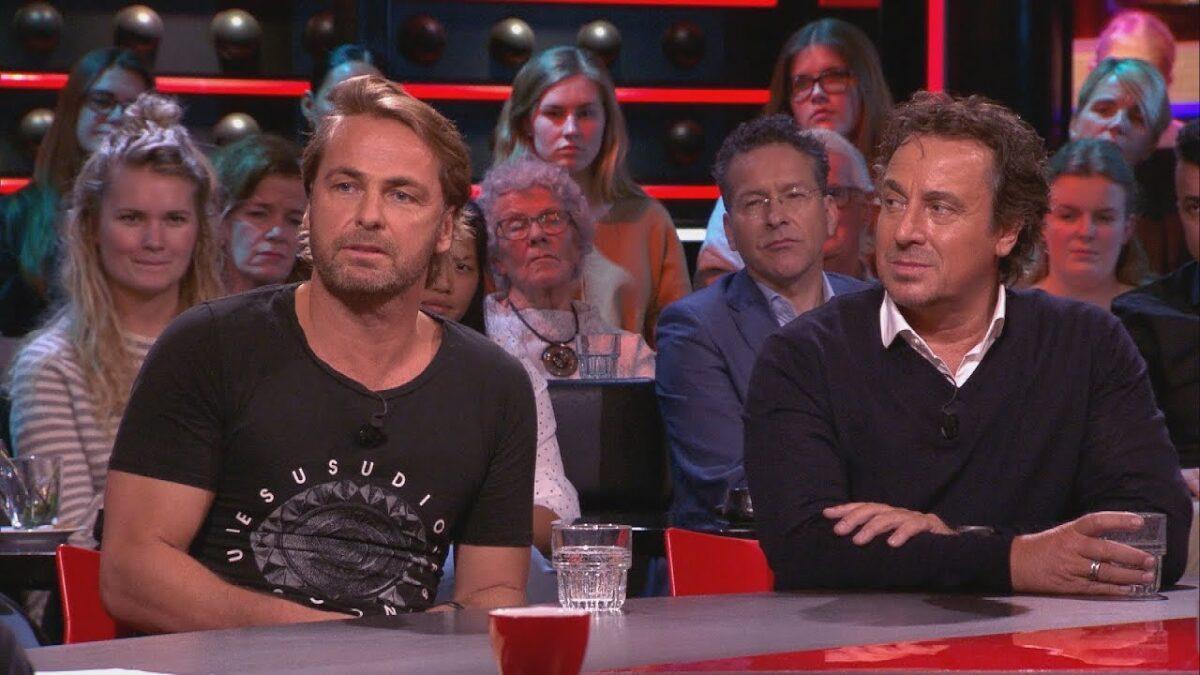 John Ewbank over Marco Borsato: 'Hij gaat wel door een heftige tijd'
