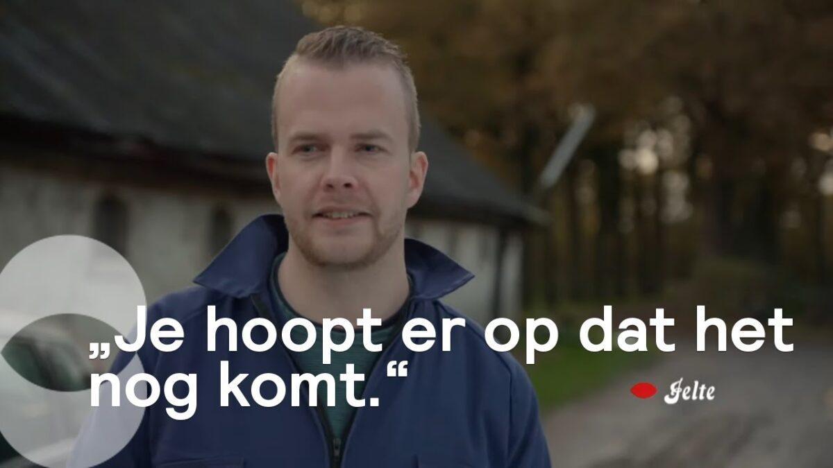 Jelte, uit Boer zoekt vrouw reageert op ophef rondom zijn vertrek