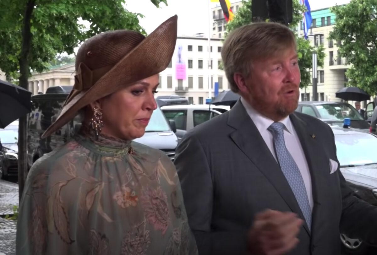 Koning Willem-Alexander onderbreekt Griekenland-vakantie