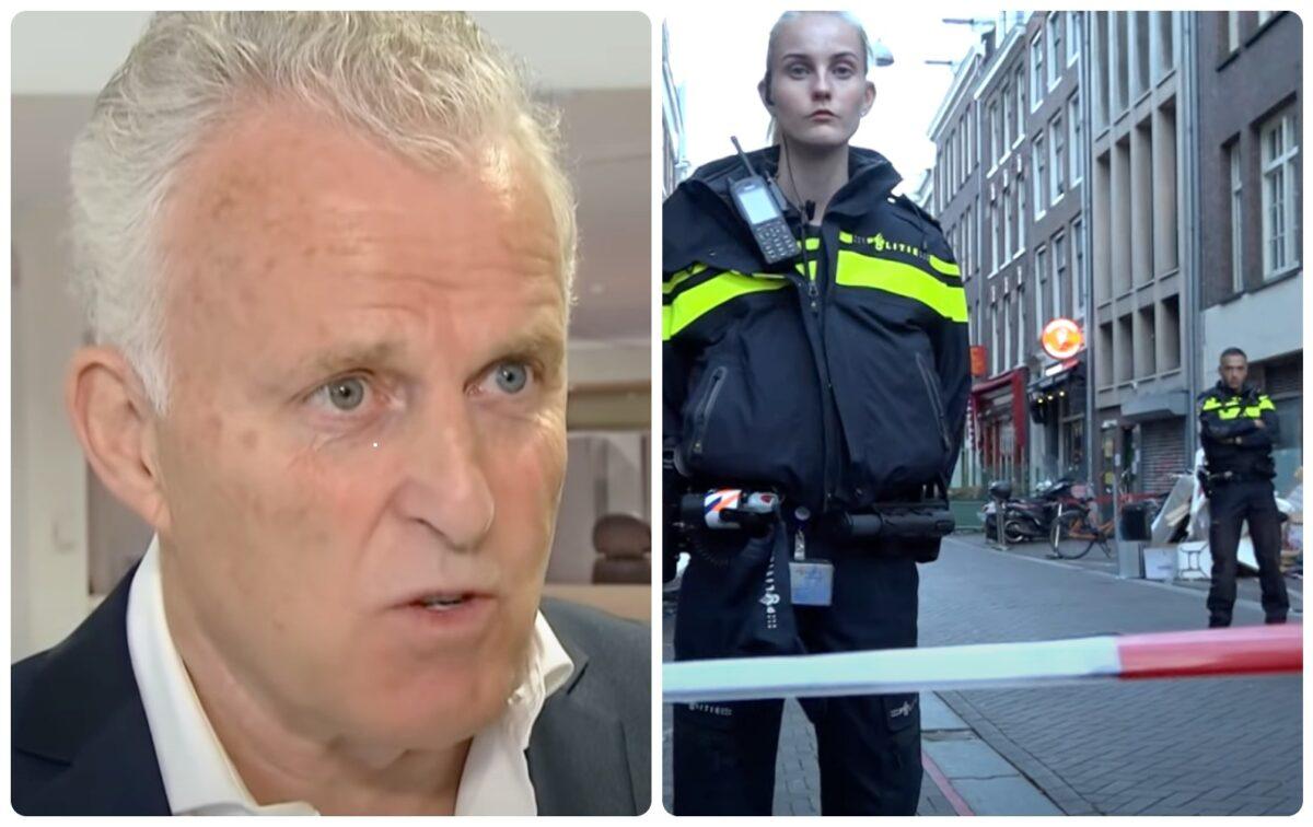 'Zwarte dag': 'Peter R. de Vries vecht voor zijn leven'