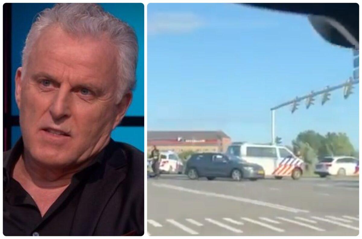 Nieuwe beelden: 'Verdachte schietpartij Peter R. de Vries opgepakt'