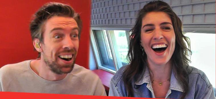 Radioduo Mattie Valk en Marieke Elsinga willen niet met elkaar naar bed